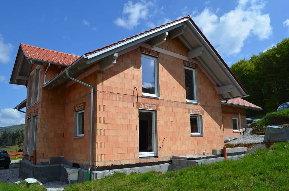 Bau-Rohbau Landkreis Passau Neubau Hausbau