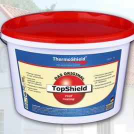 TopShield weiss- Dachbeschichtung
