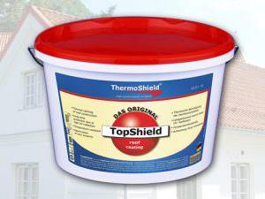 Dachbeschichtung ThermoShield