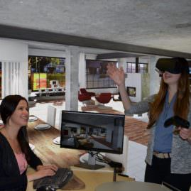 3D Hausvisualisierung